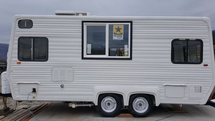 18' concession/food trailer
