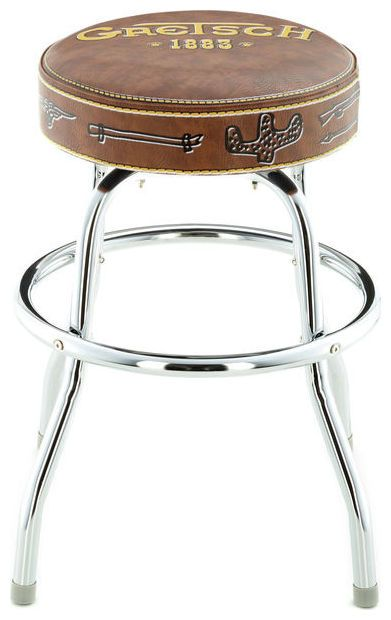 Gretsch Bar Stool www.thomann.de #gift #guitar #music #xmas #christmas #gear #guitarist #present