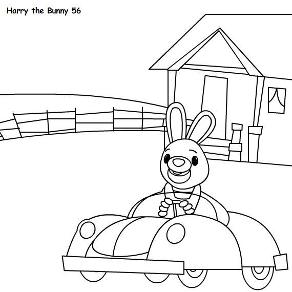 Harry The Bunny Coloring Pages Free Printables Bunny Coloring Pages Harry The Bunny Coloring Pages