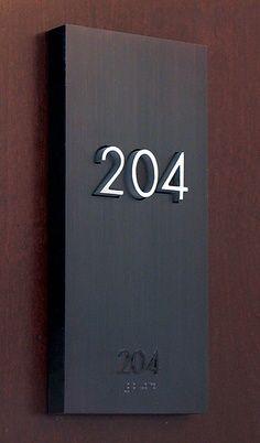 Modern Entry - House No