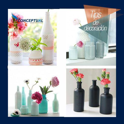 Queremos que decores tu hogar al ritmo de la moda, por eso hoy te mostramos diferentes tipos de jarrones decorativos para que puedas elegir y sobre todo no te limites a la hora de seleccionar elementos que aporten estilo.
