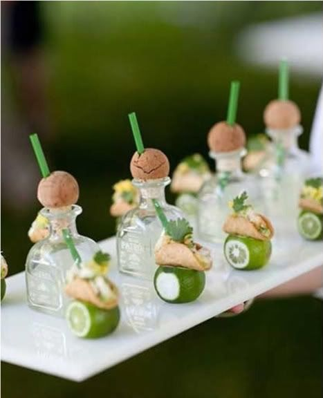 The Perfect Palette: {Wedding Food + Drink Round Up}: And Palettes to Coordinate!