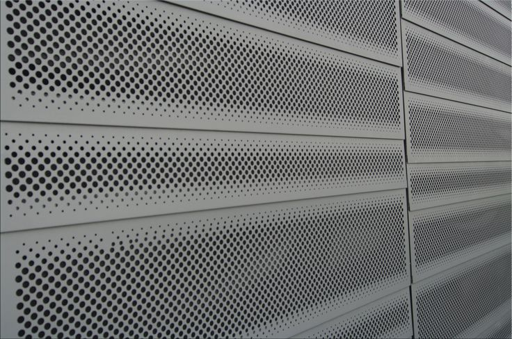 Empire City Casino, Yonkers, NY, Pre Weathered Blue Gray Rheinzink Zinc,  Solid and Custom Perforated Flatlock Wall Panels