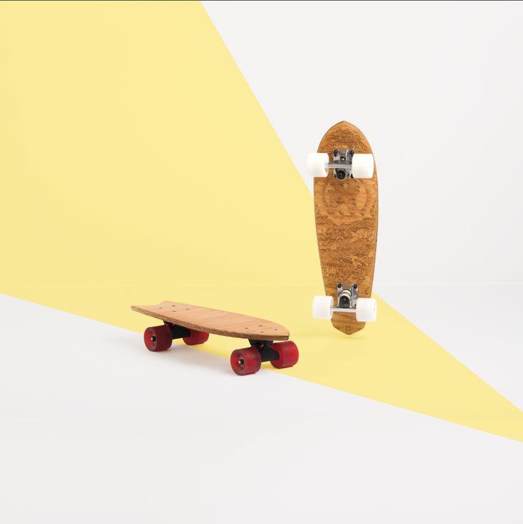 Fabriquez votre skate via Goodmoods