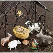 Gentle Friends Nativity Box  Shop now and recieve $10 to $20 off any holiday orders!  Good thru December 20th.