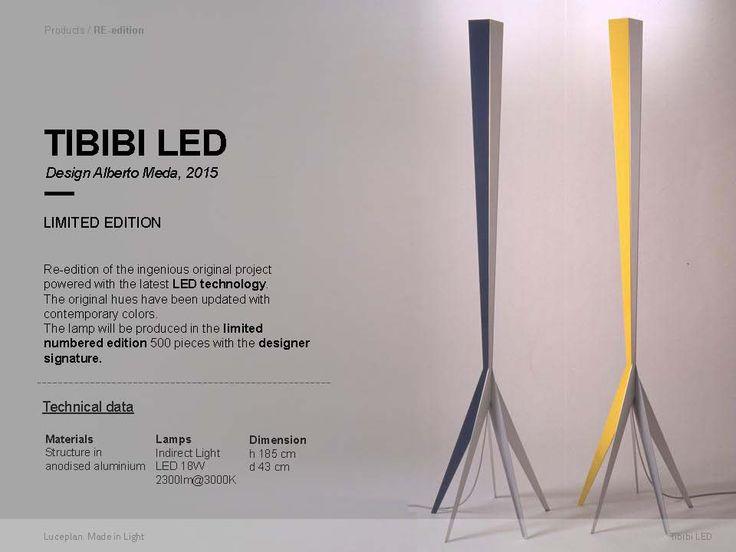 TIBIBI LED  Para colecionadores...