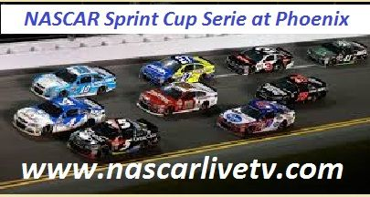 NASCAR Sprint Cup Serie at Phoenix