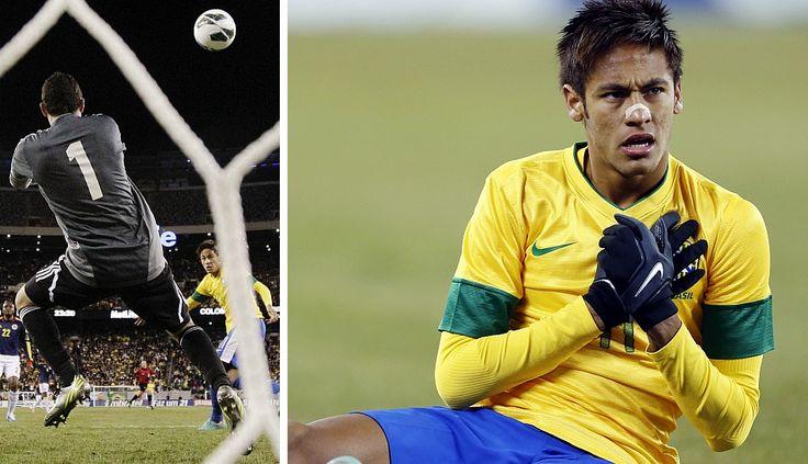 FOTOS: Neymar y otros famosos jugadores que tiraron un penal a las nubes