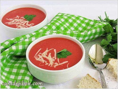 Mercimekli Kırmızı Pancar Çorbası