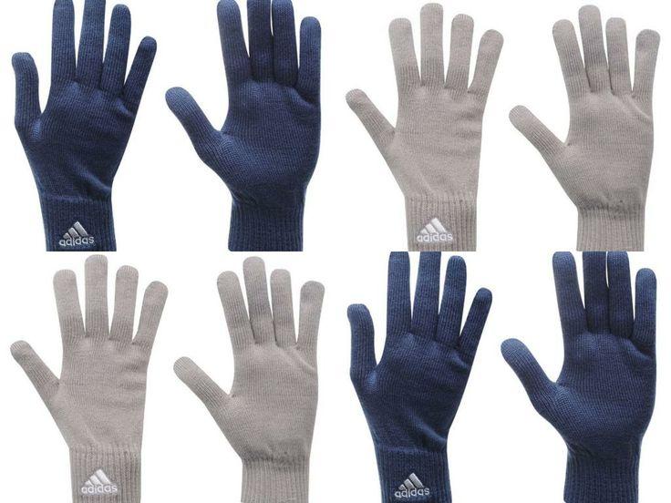 Rękawiczki zimowe męskie damskie Adidas ciepłe