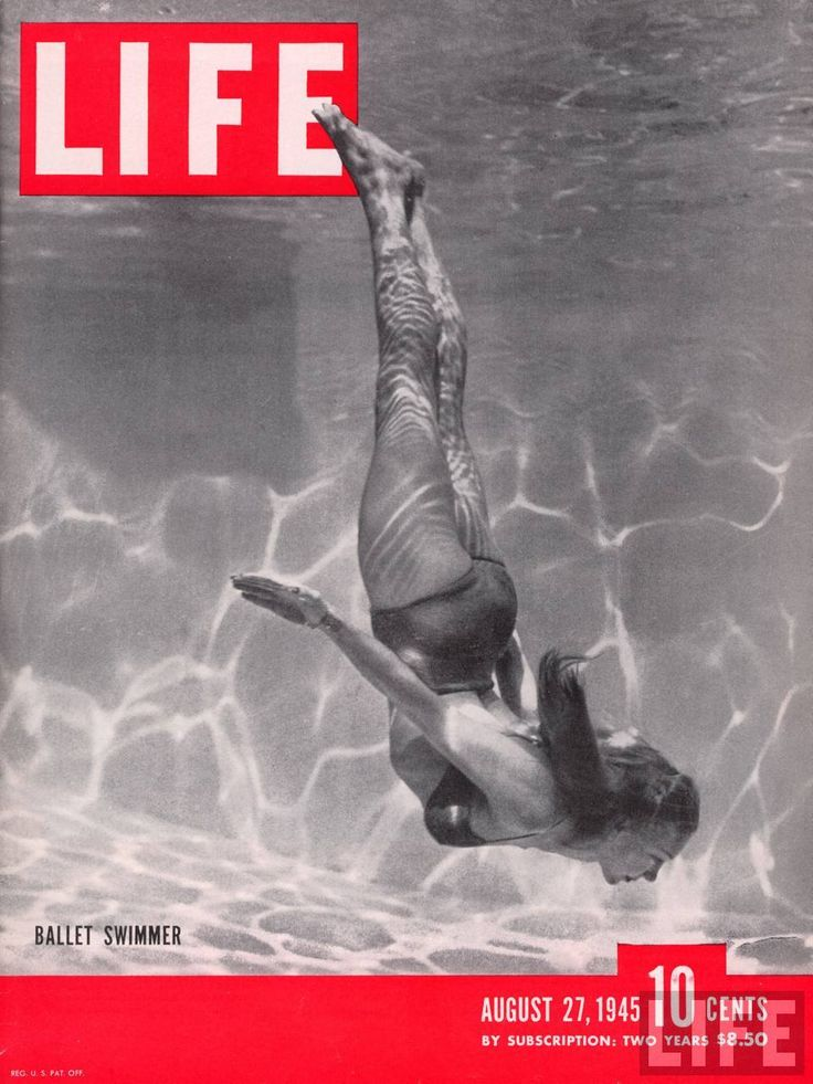 Life Magazine cover August 27 1945