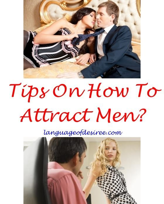 How to attract a guy without talking