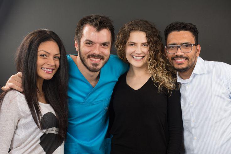 Clauda, Florin, Delia & Edson - wrapshot la final de caz  #smiledesign #zambete #dentcof #studio #braziliantalent #premiumdental