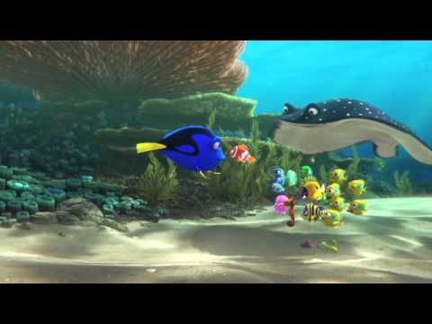 """The First """"Finding Dory"""" Trailer Is Here And It Suggests How Dory Went Missing"""