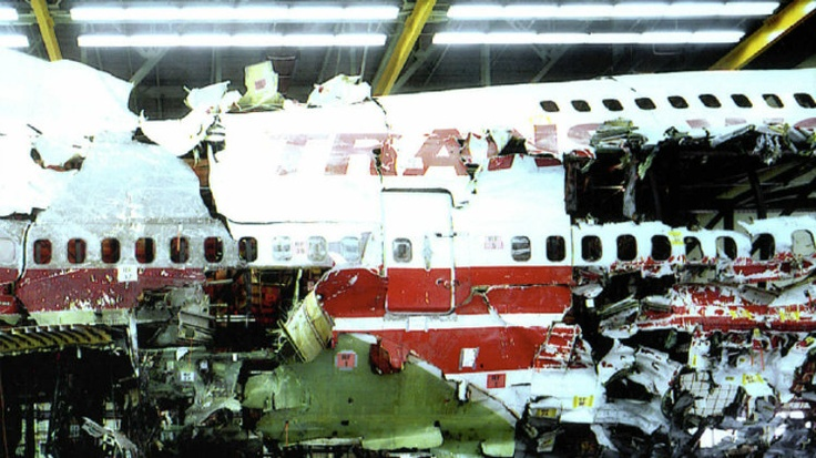 TWA Flight 800 crash not due to gas tank explosion, former