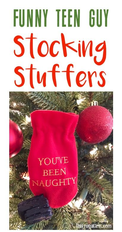 We have oodles of fabulous stocking stuffers for teens that may rival the gifts under the tree. When it comes to teen stocking stuffer ideas, you've come to the right place. Stocking Stuffers for Teenage Boys. When you need stocking stuffer ideas for teenagers who .