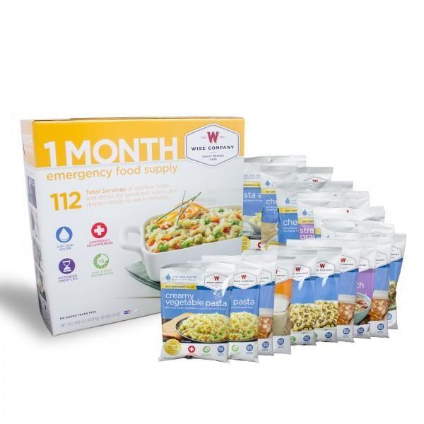 Wise Food-1 Month Emergency Food Supply