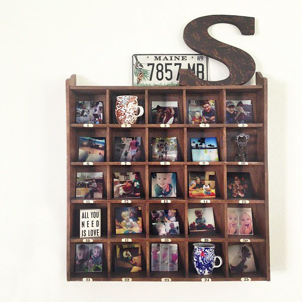 Make a memory shadowbox. | 20 Non-Scrapbook Ways To Remember Your Vacation Forever