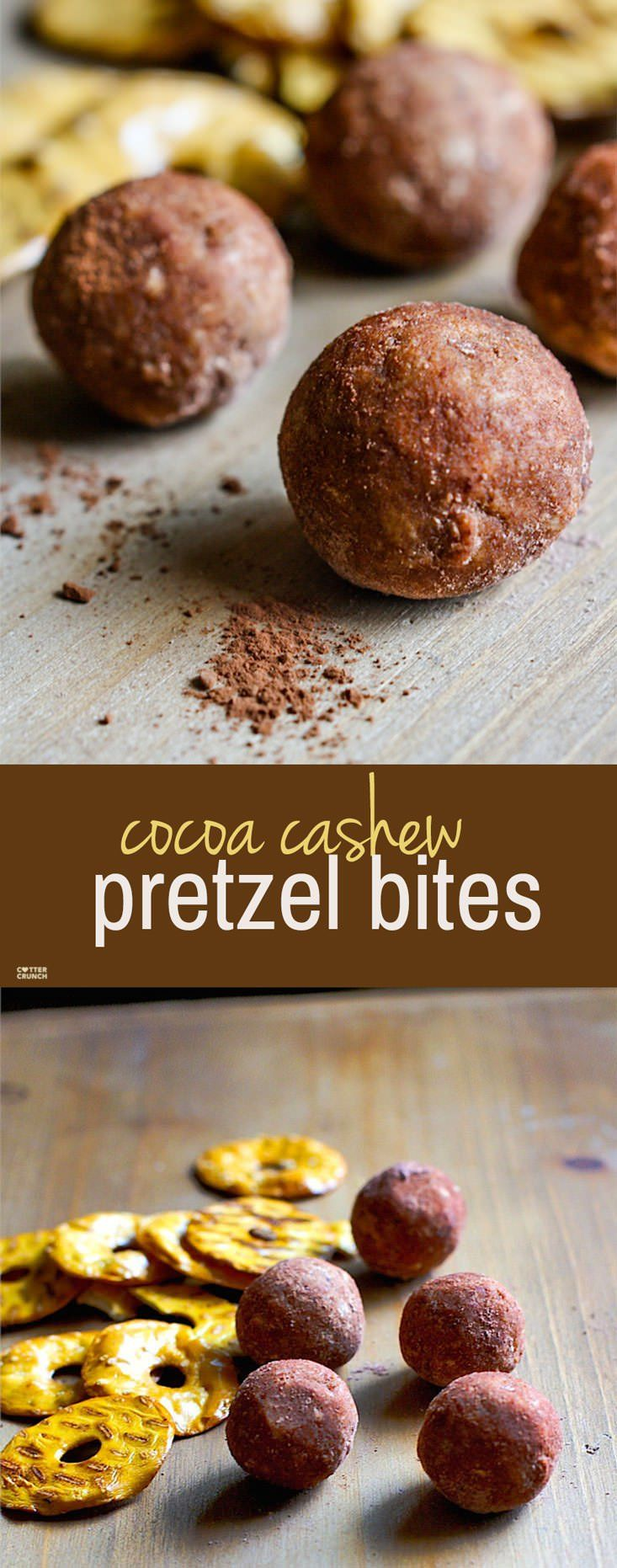 Pretzel Energy Bites (Gluten Free) | Recipe | Gluten Free Pretzels ...