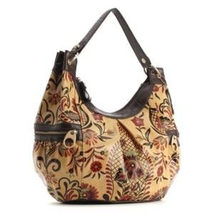 Carlos by Carlos Santana Handbag, Stella II Hobo, Large (I actually like this large bag)
