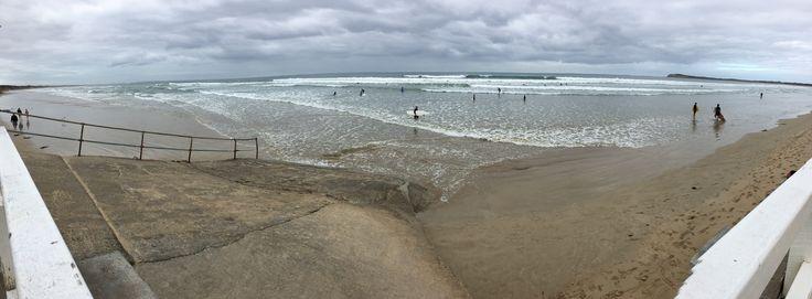 OG morning surf session