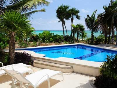 Soleman Bay Villa Dolce Vita Tulum Yucatan Clothing Optional B B With Its Own Private Nude