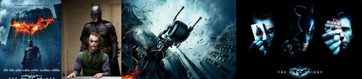 The one film that redefined how a superhero movie should look like...