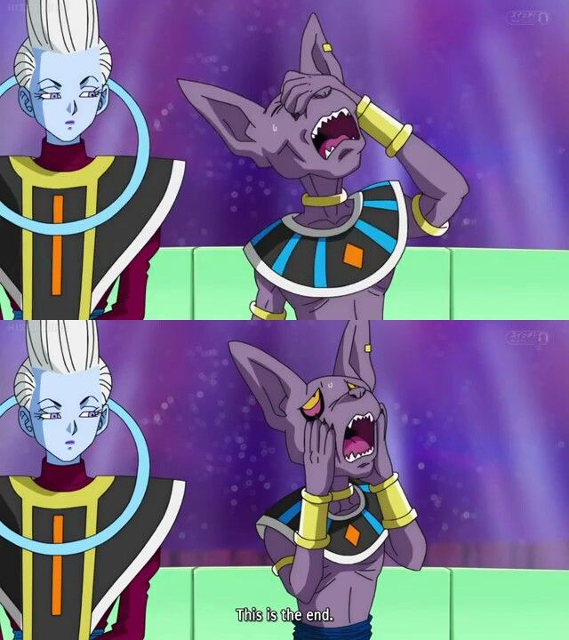 44 Best Images About Lord Beerus And Whis On Pinterest