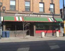 Downtown Duluth   Sammys Pizza--Jim's favorite pizza place