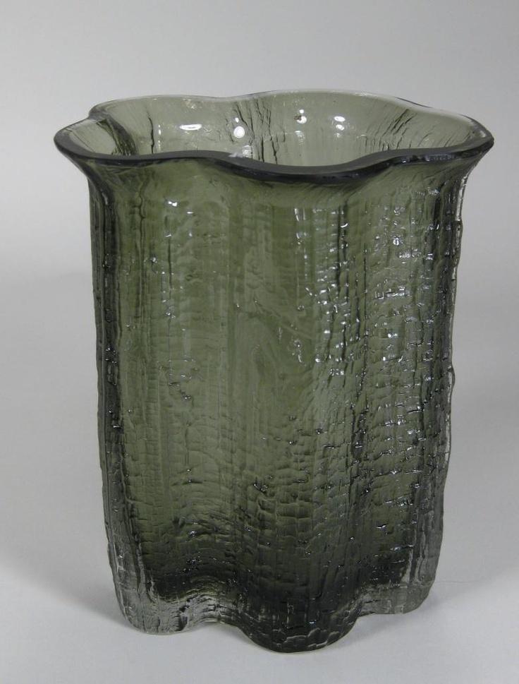 Timo Sarpeneva, Finland, 1926-2006, Finlandia glass vase,