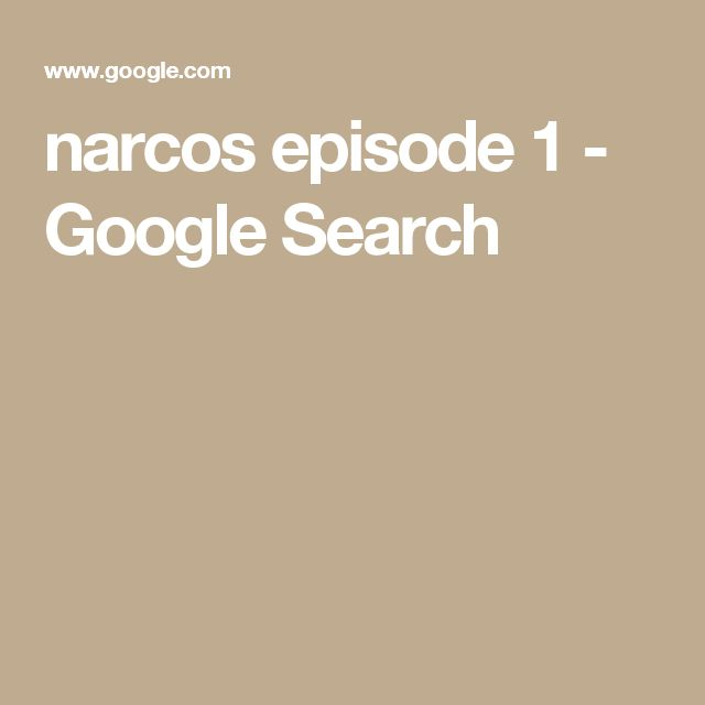 narcos episode 1 - Google Search