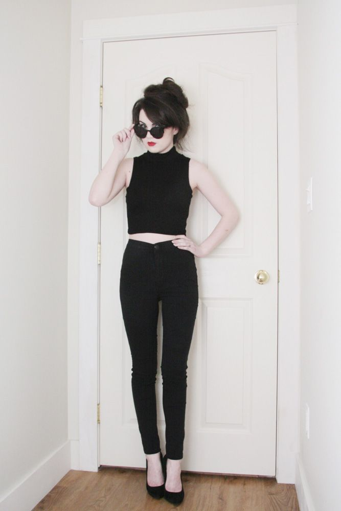 Life In Red Lipstick - New fave blogger, has office appropriate and street-clothes style outfit photos(!)