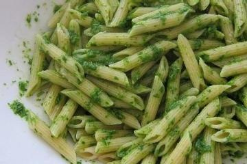Pesto and Recipe on Pinterest