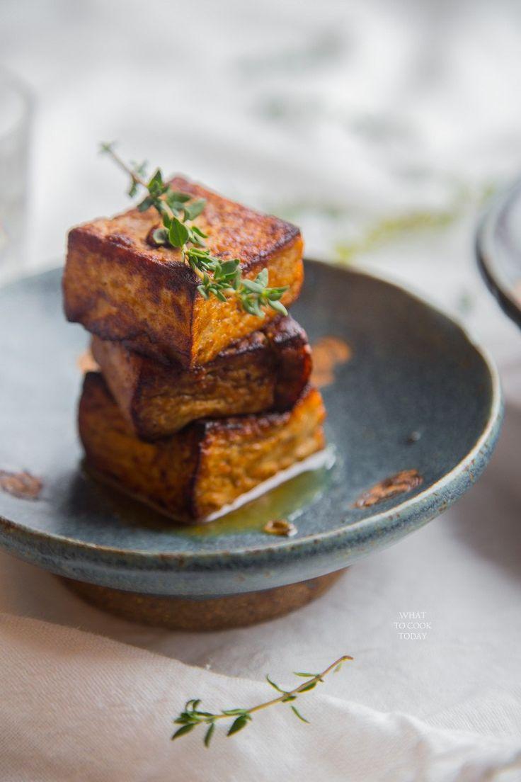 Indonesian+spiced+tofu+(tahu+bacem)+#indonesianrecipes