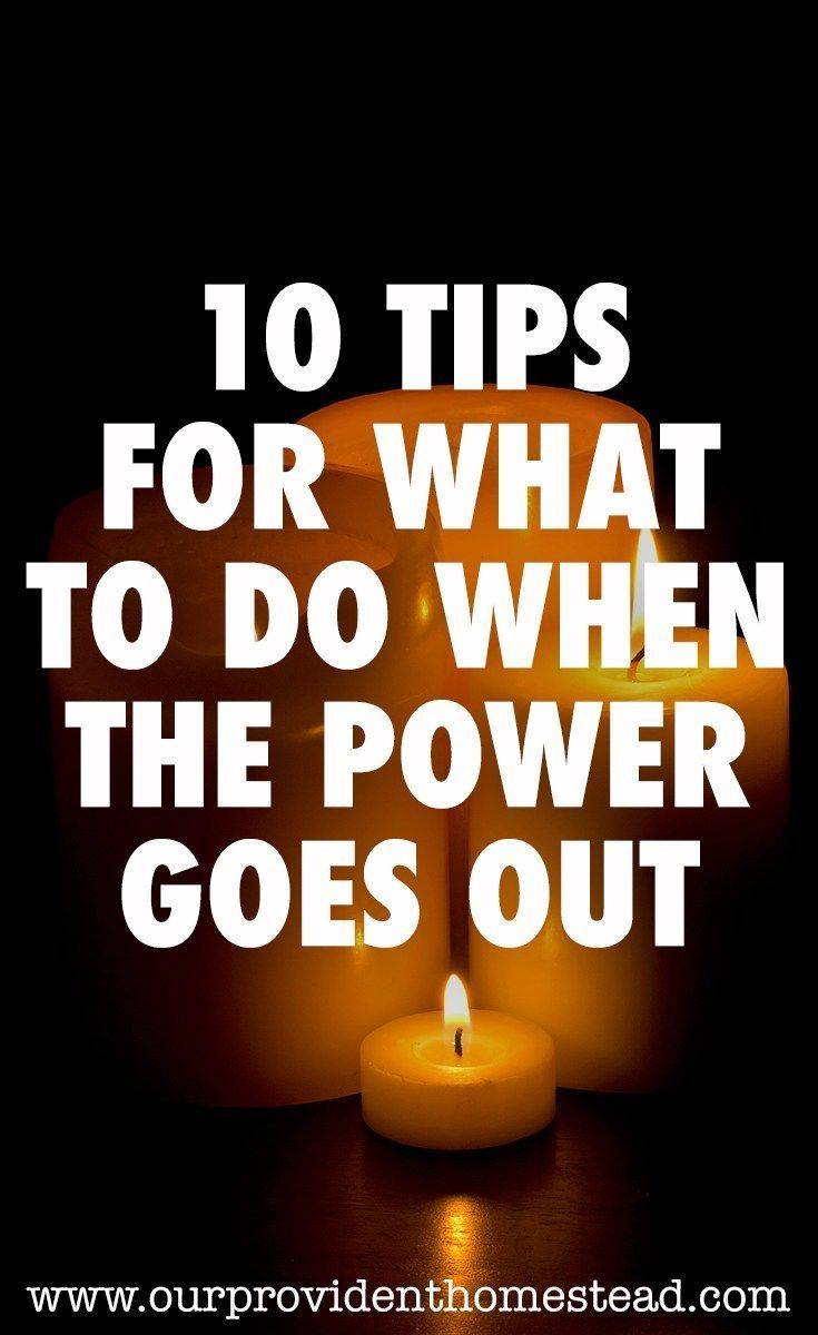 Dealing With Power Outages On Campus College Survival Guide