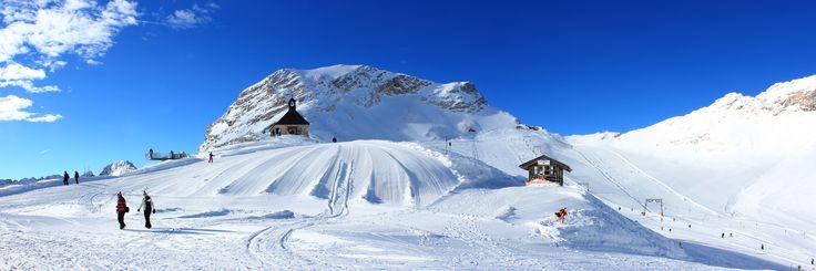 #Zugspitze #Mountain #Germany #Almanya