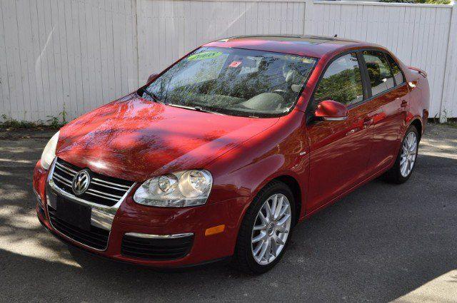 2008 #Volkswagen #Jetta #Wolfsburg Edition PZEV #Cars - #Milford, NH at #Geebo