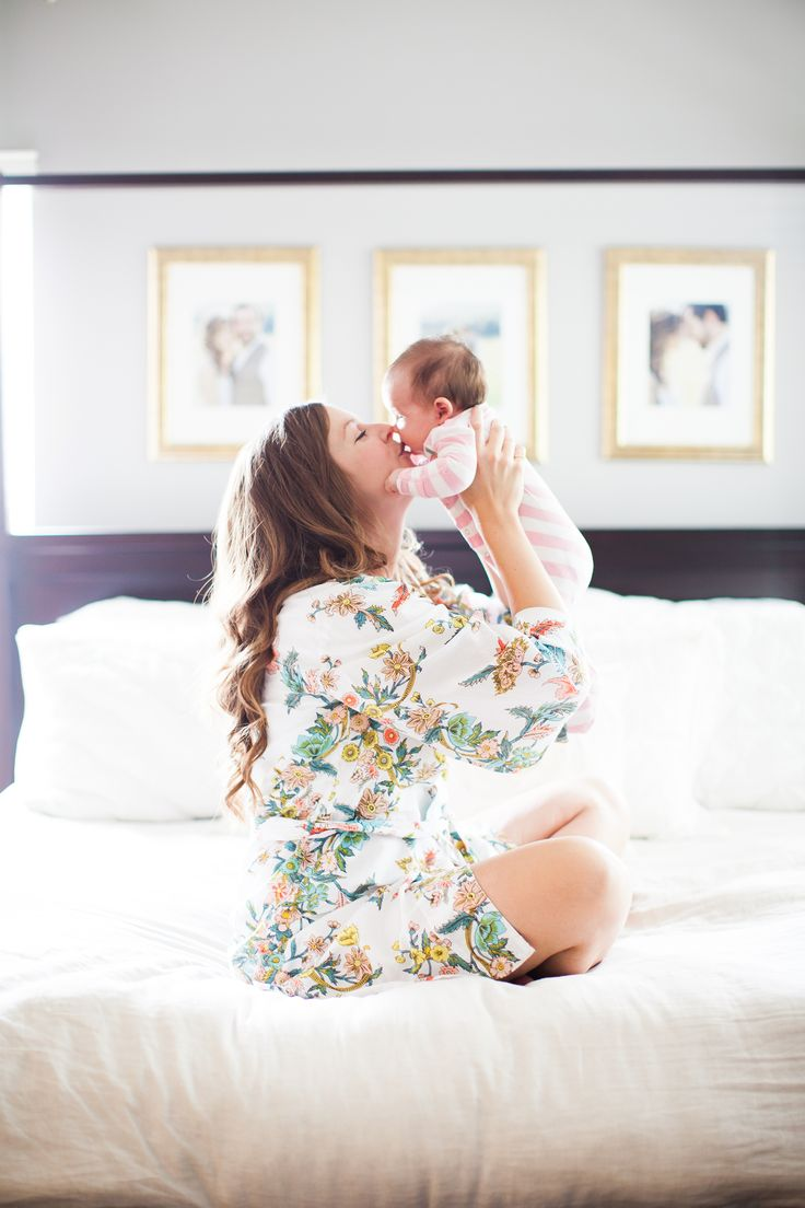 Milly Ray's Film Newborn Session | Nancy Ray Photography
