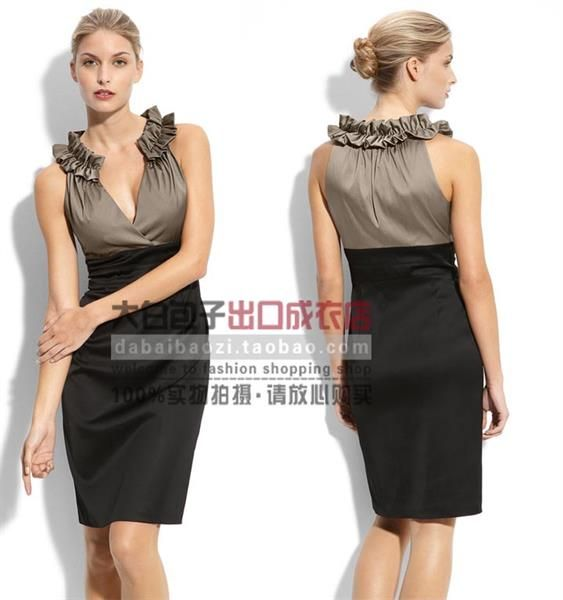 Платье donna ricco