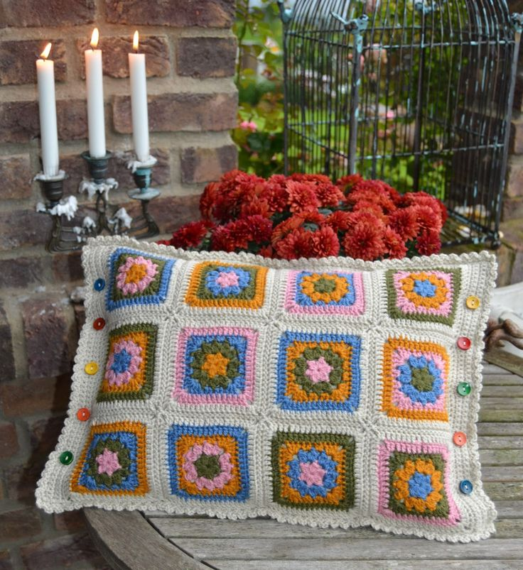 Atelier Marie Lucienne Happy Birthday Mum Craft Poufs