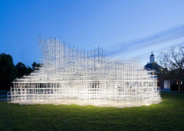 2013 Serpentine Pavilion By Sou Fujimoto