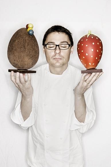 Oriol Balaguer Barcelona - Chocolate experience