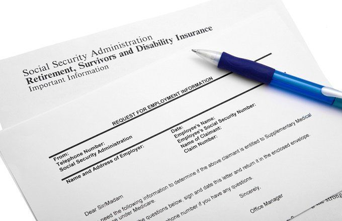 Disability Insurance Social Security Disability Social Security