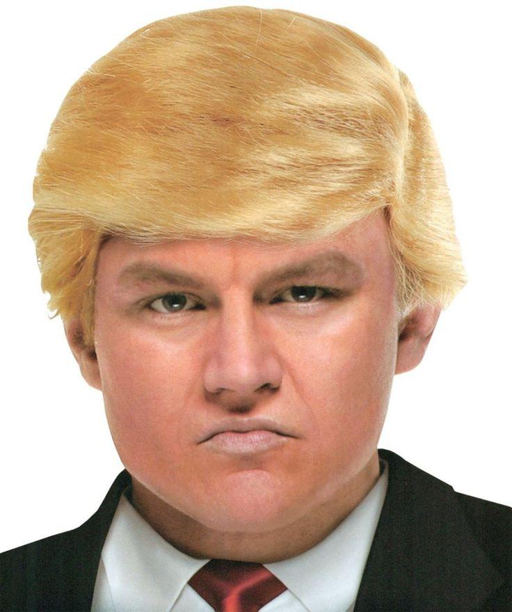 Donald Trump Combover Wig #Wig