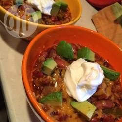Vegetarische Chili recept - Recepten van Allrecipes