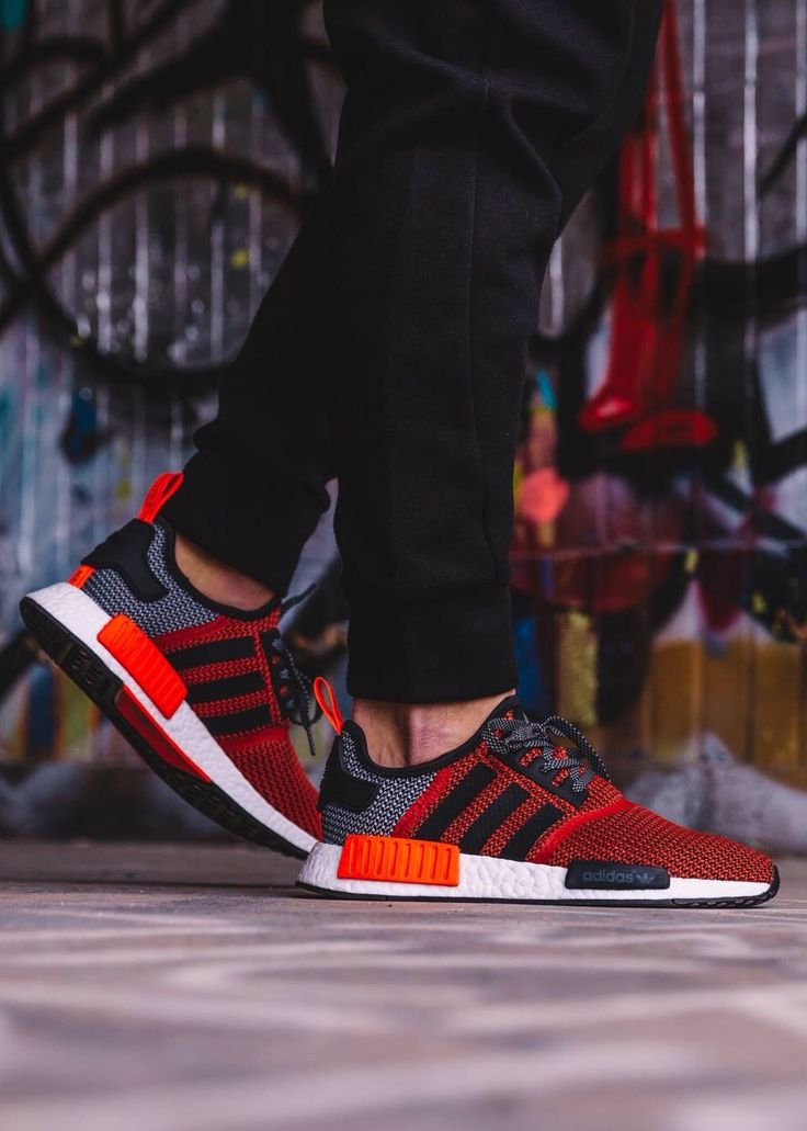 Adidas Nmd Red Apple New York City Release Date Sneakernews Com Wavy Pinterest Adidas Nmd Red Adidas Nmd And Nmd