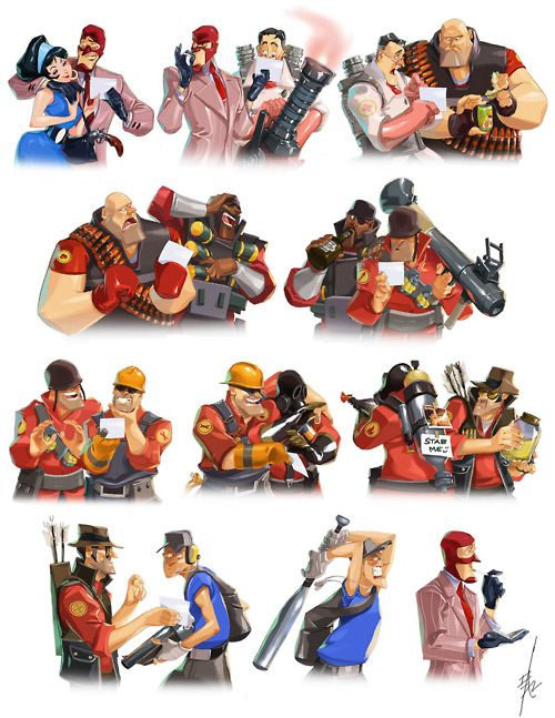 548 best team fortress 2 images on pinterest video games tf2 malvernweather Gallery
