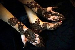 Arabic Mehndi Designs 2015 For Hands and Feet