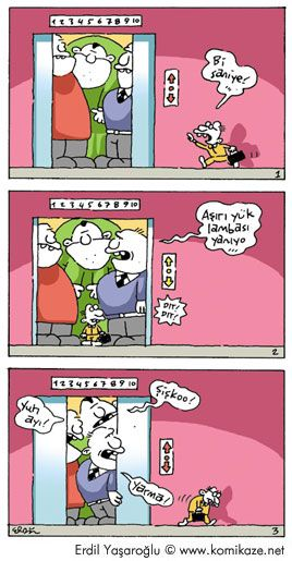 Karikatür Caps Komik Gif : Fotoğraf