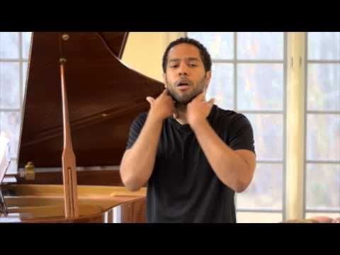 Singing Lessons - Vocal Warm Up Exercises (PART 2 of 3) Developing your Falsetto and Full Voice - YouTube